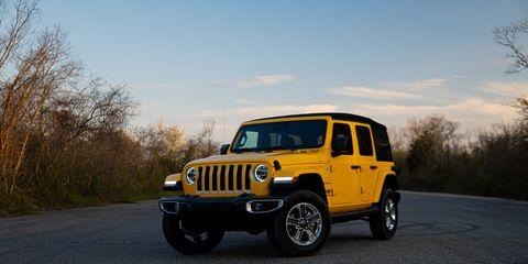 jeep wrangler sahara 2020