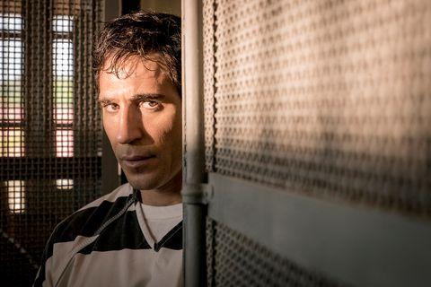 El gran trabajo de Miguel Angel Silvestre en 'En el corredor de la muerte'