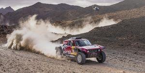 Sainz Dakar Etapa 5 victoria