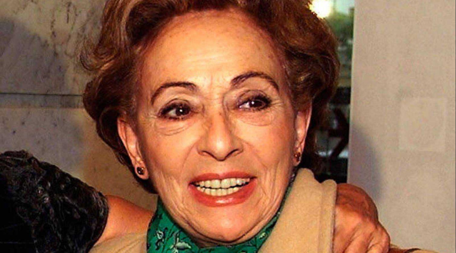 Fallece la oscarizada actriz Encarna Paso a los 88 años