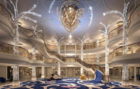 迪士尼遊輪「願望號」2022夏季啟航!魔幻海上城堡、冰雪奇緣餐廳、漫威遊戲⋯5大亮點實現願望