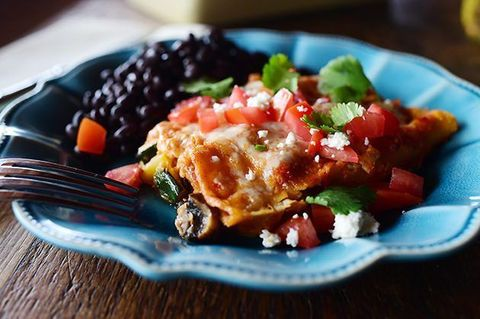 enchiladas grilling recipe