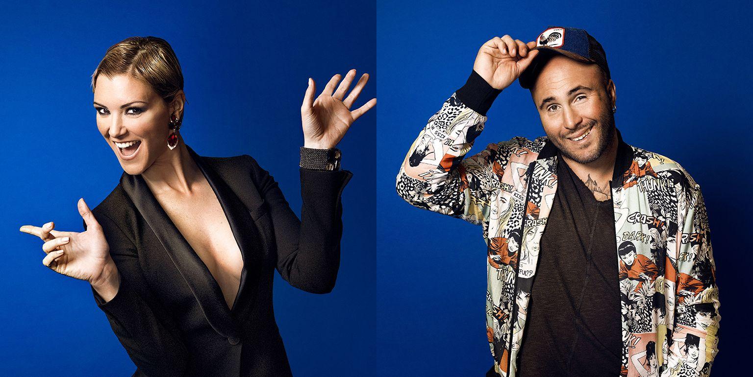 Encuesta: Kiko Rivera y María Jesús Ruiz, en la final de GH DÚO