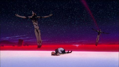 neon genesis evangelion the end of evangelion