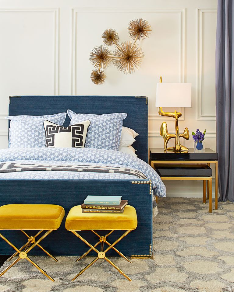 20 End Of Bed Design Ideas From Interior Designers End