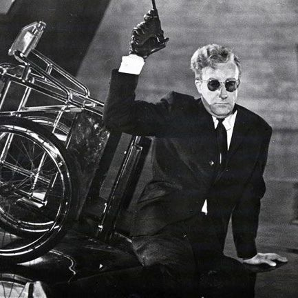 End of the World Movies - Dr. Strangelove