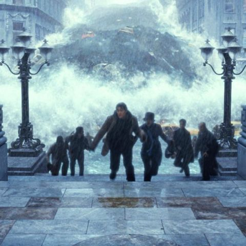 End of the World Movies - The Day After Tomorrow