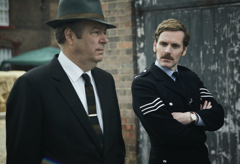 Endeavour star reveals why season 6 is a shorter run of episodes