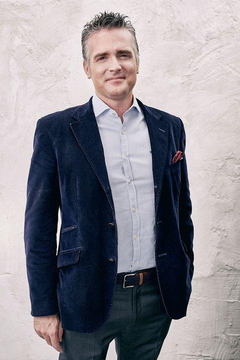 eneko knorr, emprendedor e inversor fundador de angelclubes y de onyze
