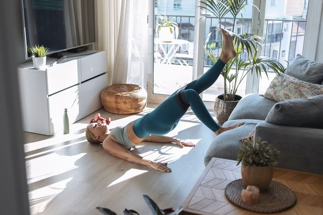 energie boost workout