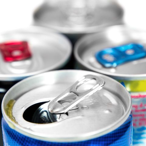 Energy Drinks Might Be Giving Your Heart a Jolt