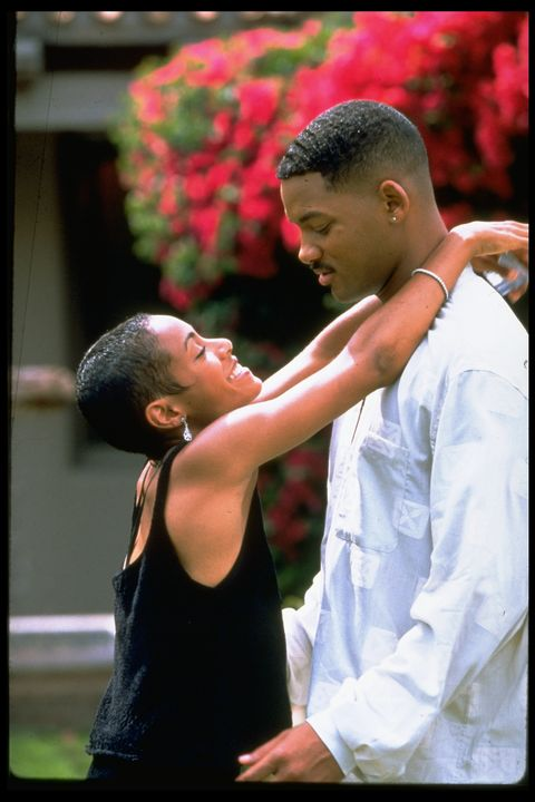 Jada Pinkett;Will Smith