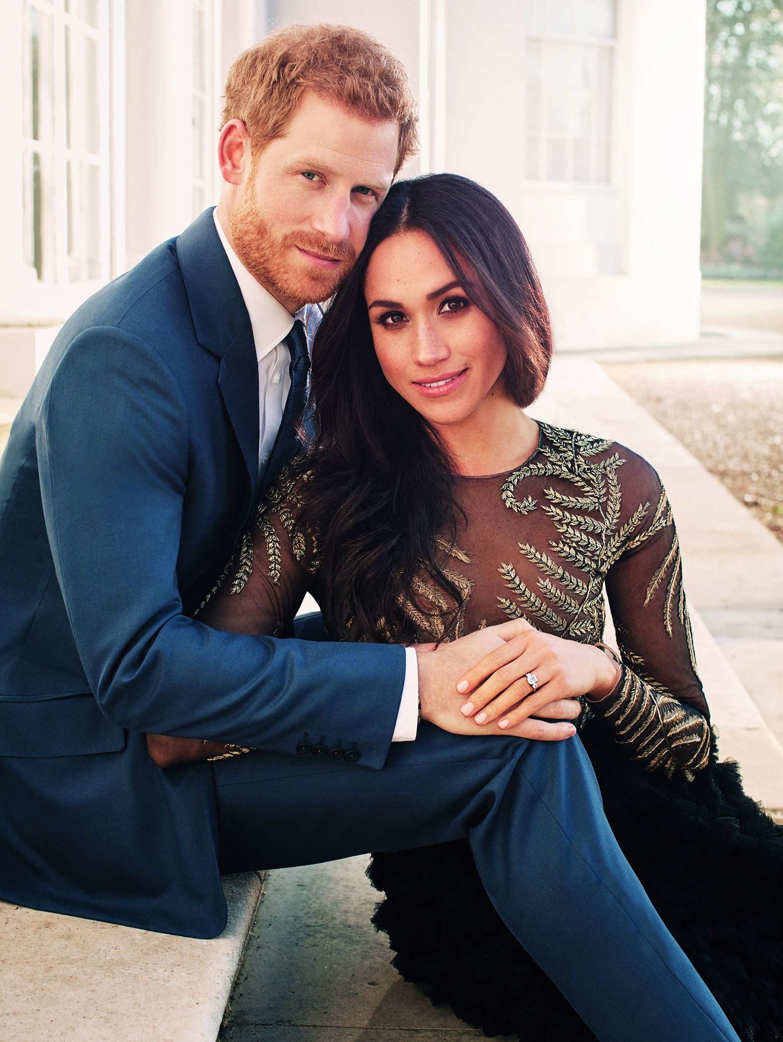 harry and meghan dating