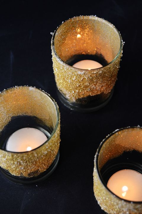 engagement party ideas votives