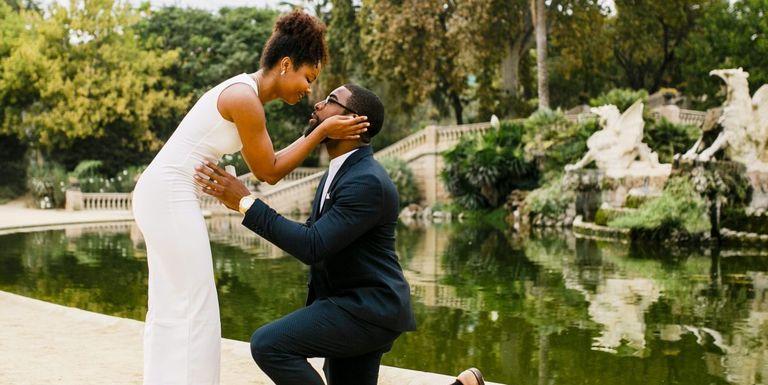 20 Best Engagement Photos Proposal Ideas
