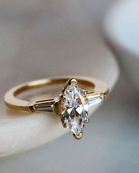 star sign rings marquise engagement ring
