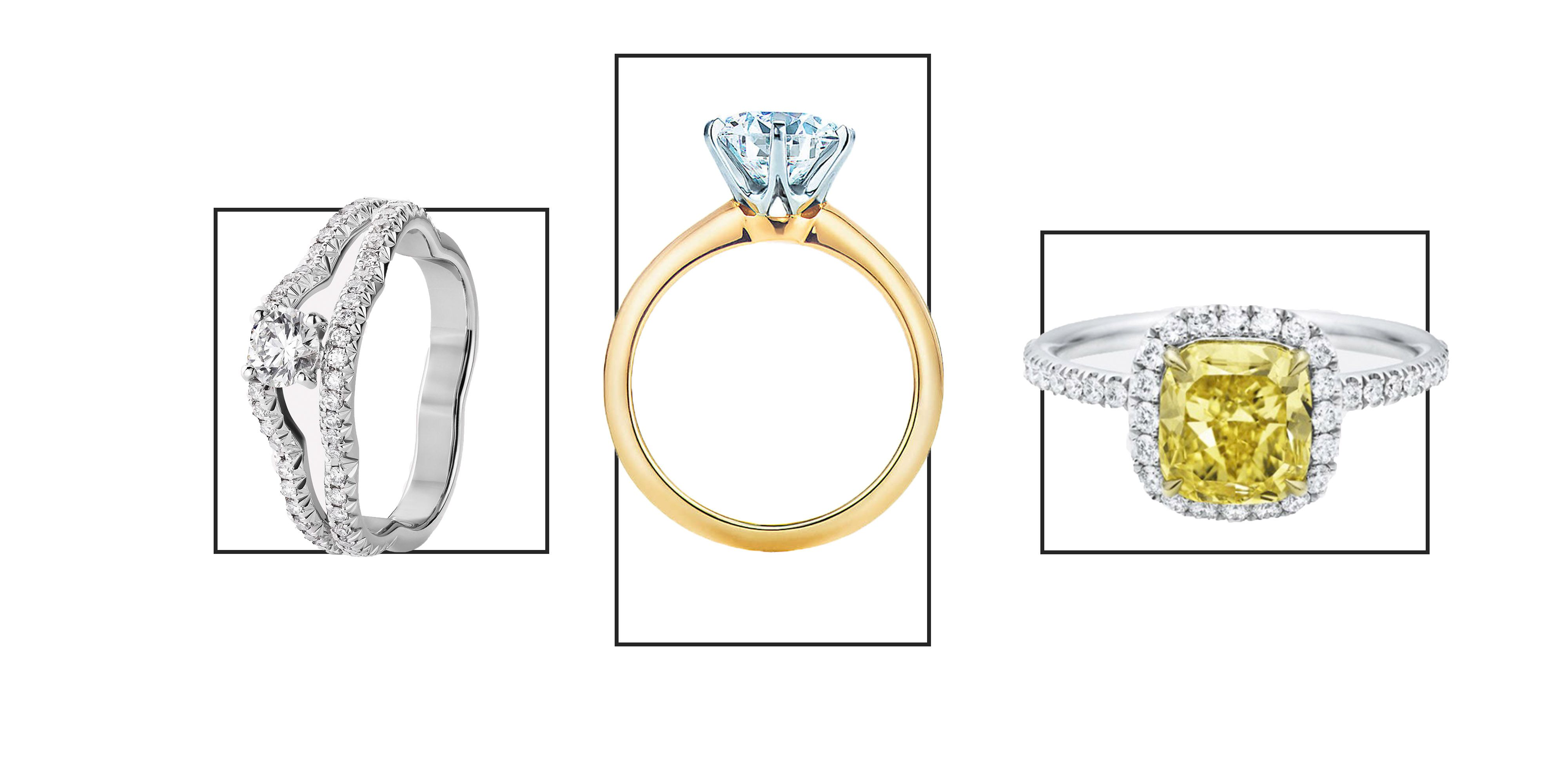 805d2bace996e Our guide to the best engagement rings - designer and classic ...