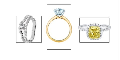 1a5581f677f3 Our guide to the best engagement rings - designer and classic ...