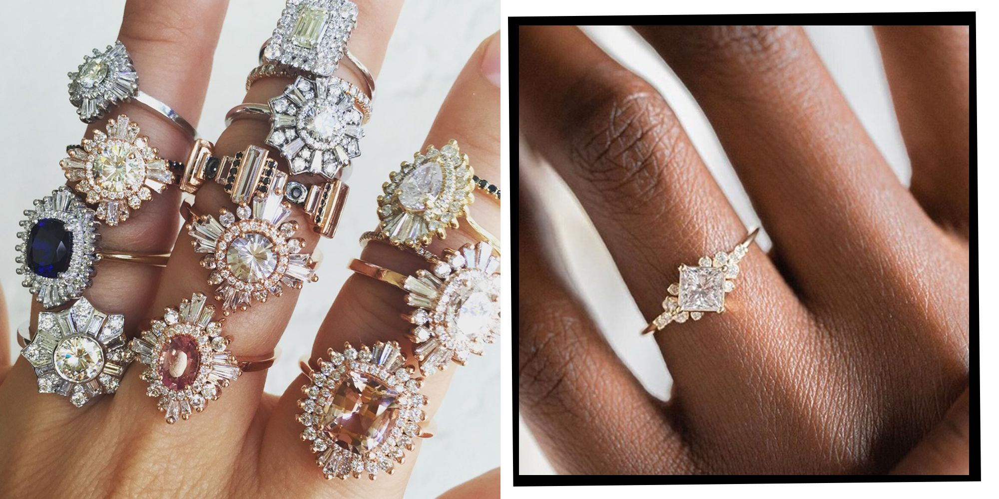 Best Engagement Ring Designers on Etsy
