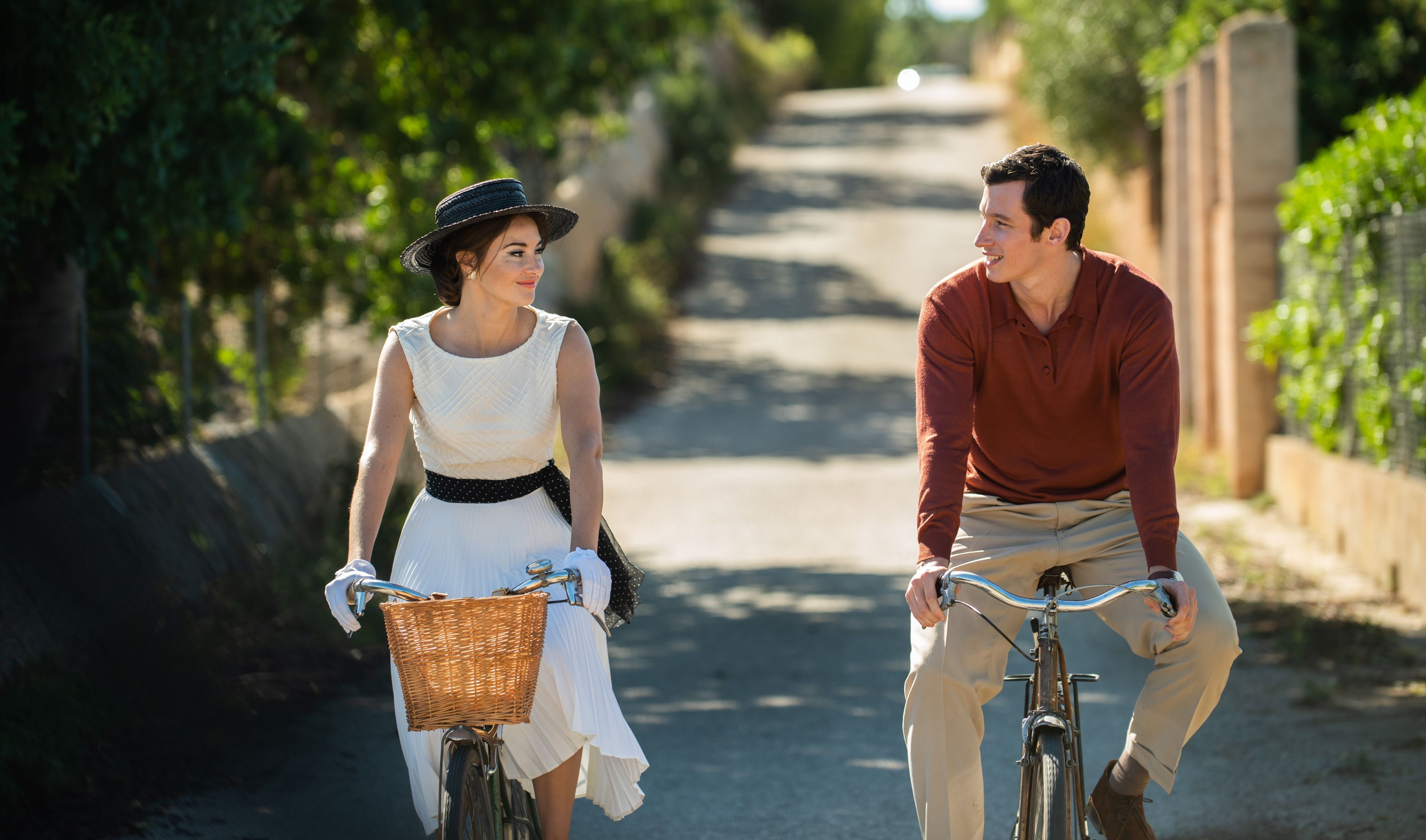 Jojo Moyes' Last Letter From Your Lover has been turned into a film
