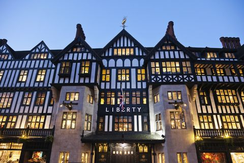 Liberty London Best Shopping In London Department Stores