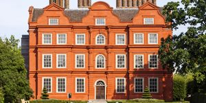 England, London, Richmond, Kew Gardens, Kew Palace