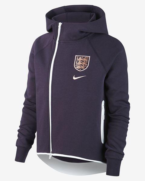 Nike Women's Football Cape England Tech Fleece
