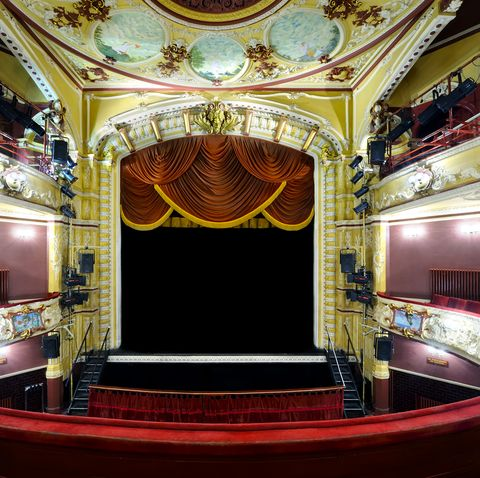 England, West Yorkshire, Wakefield, Theatre Royal
