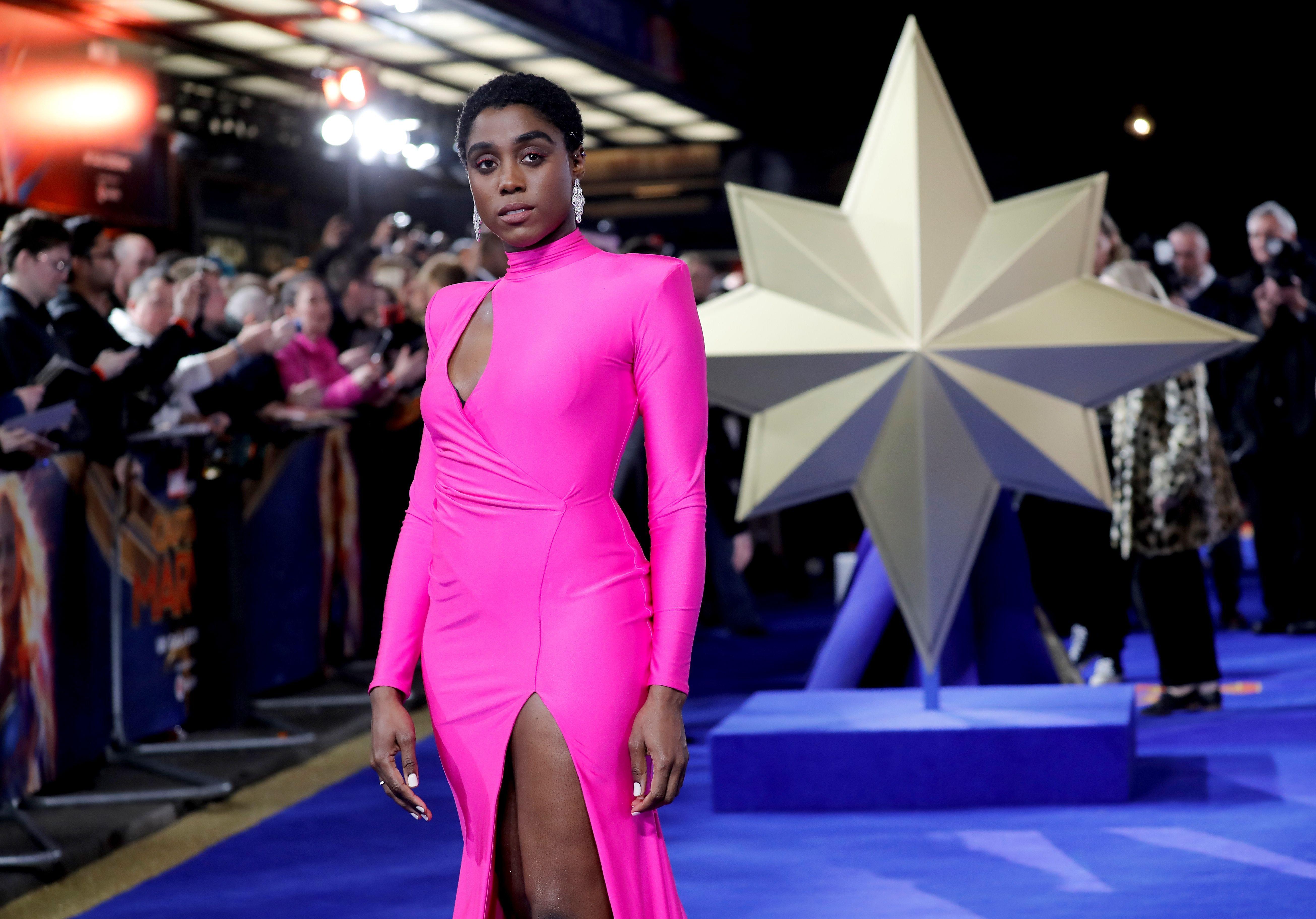 Who Is Lashana Lynch, the New 007?