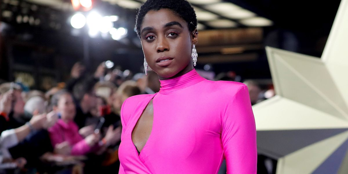 Who Is Lashana Lynch? Meet the Actress Playing Bond 25's New 007