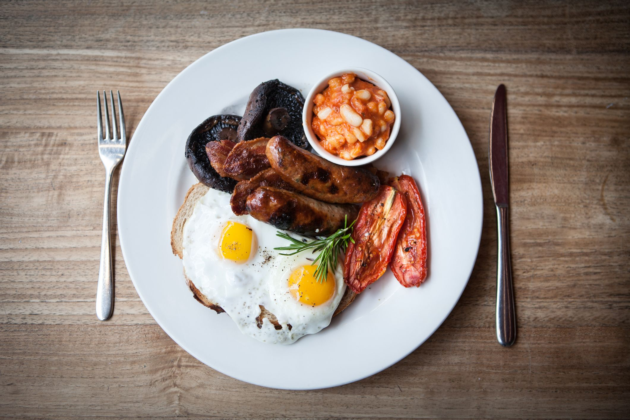 The Best Breakfast Spots In Every UK City, According to Trip Advisor