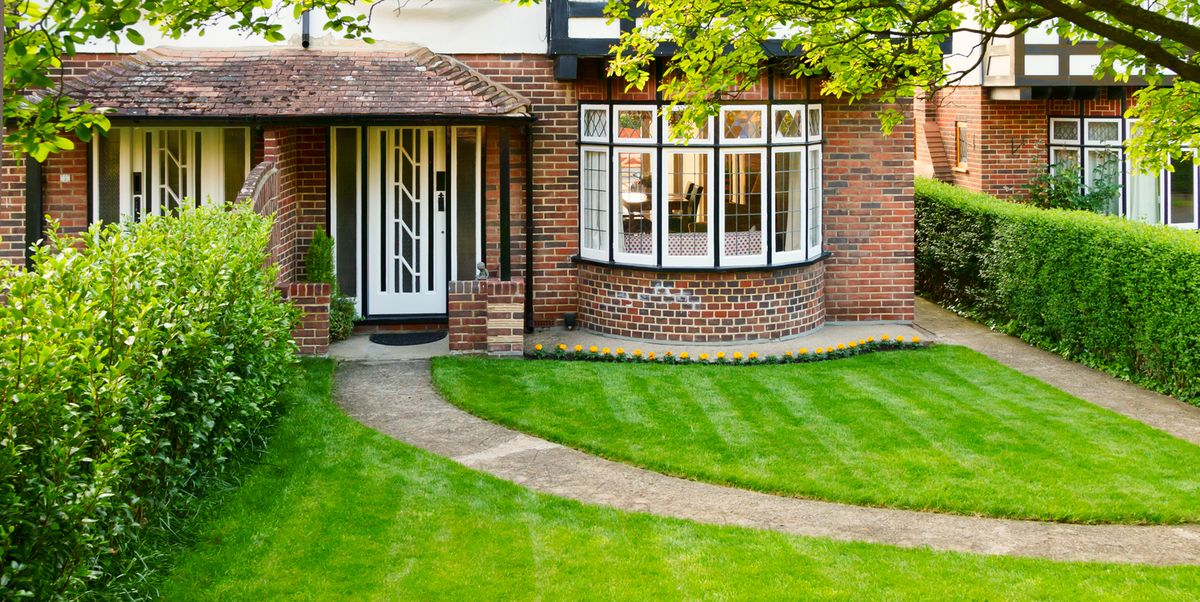 Decorate My House Online: Best Front Garden Design Ideas For