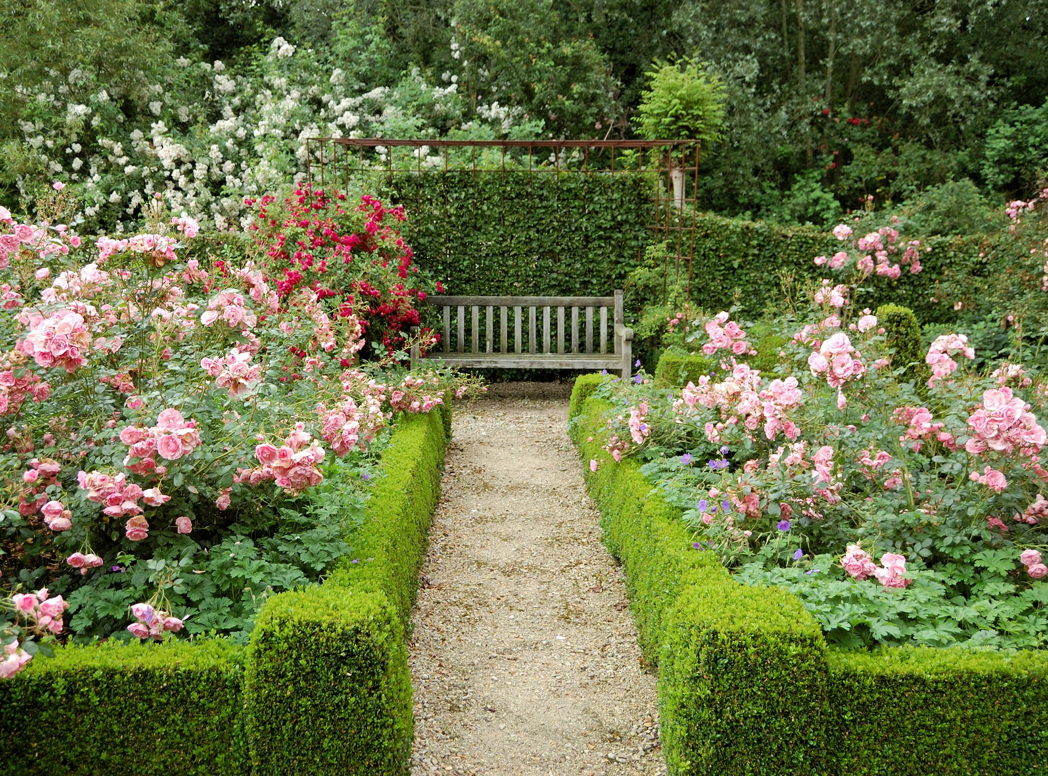 10 English Garden Design Ideas How To Make An English Garden Landscape - Design-gardens-ideas