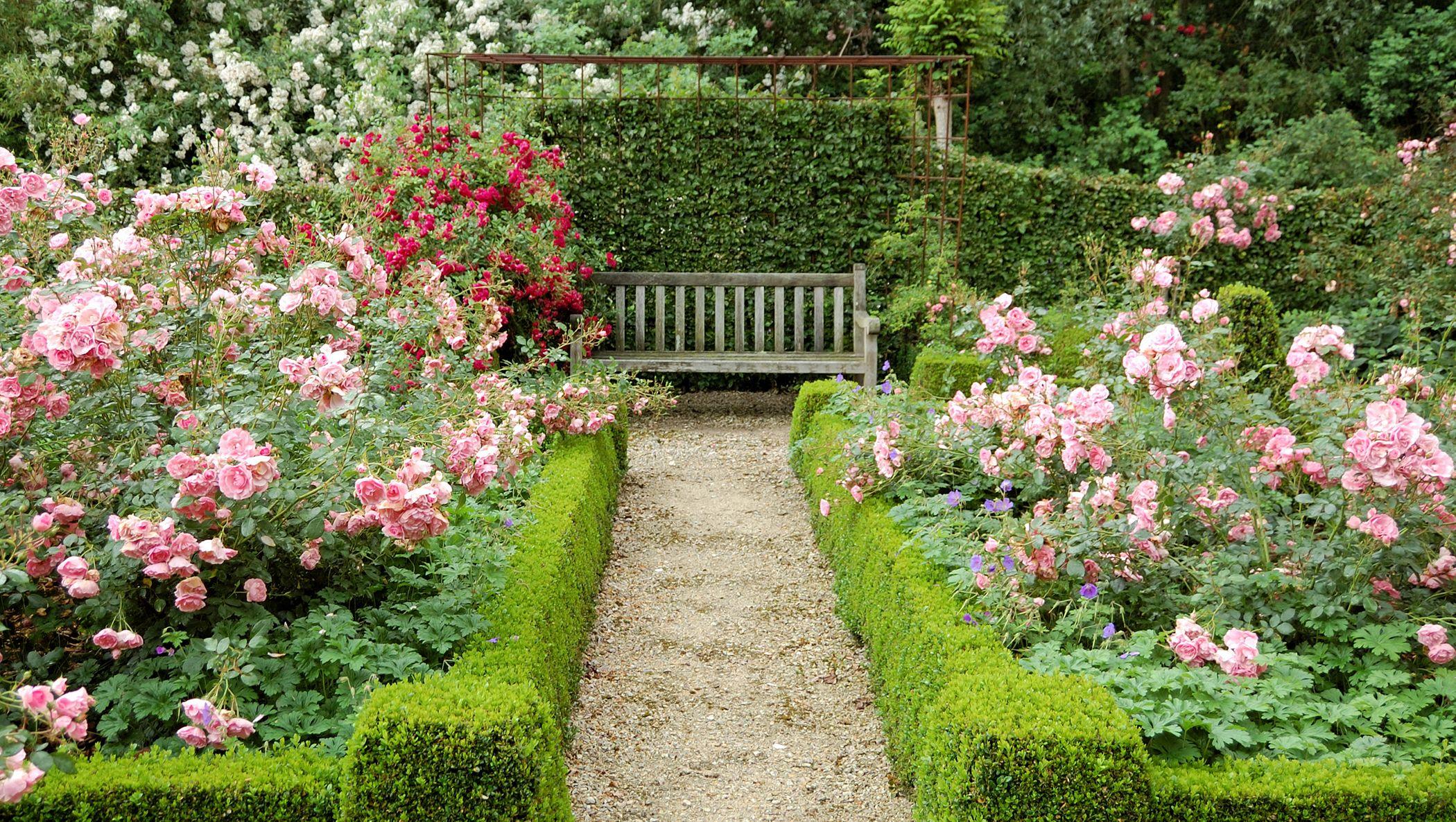 9 English Garden Design Ideas - How to Make an English Garden Landscape
