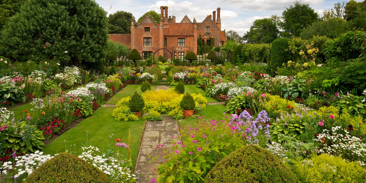 10 english garden design ideas how to make an english for Garden design history