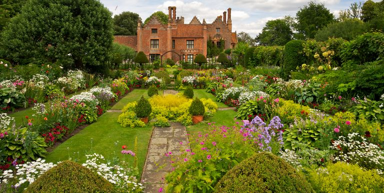 10 English Garden Design Ideas - How to Make an English Garden ...