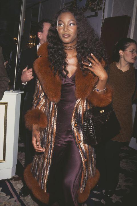 naomi campbell, 1997