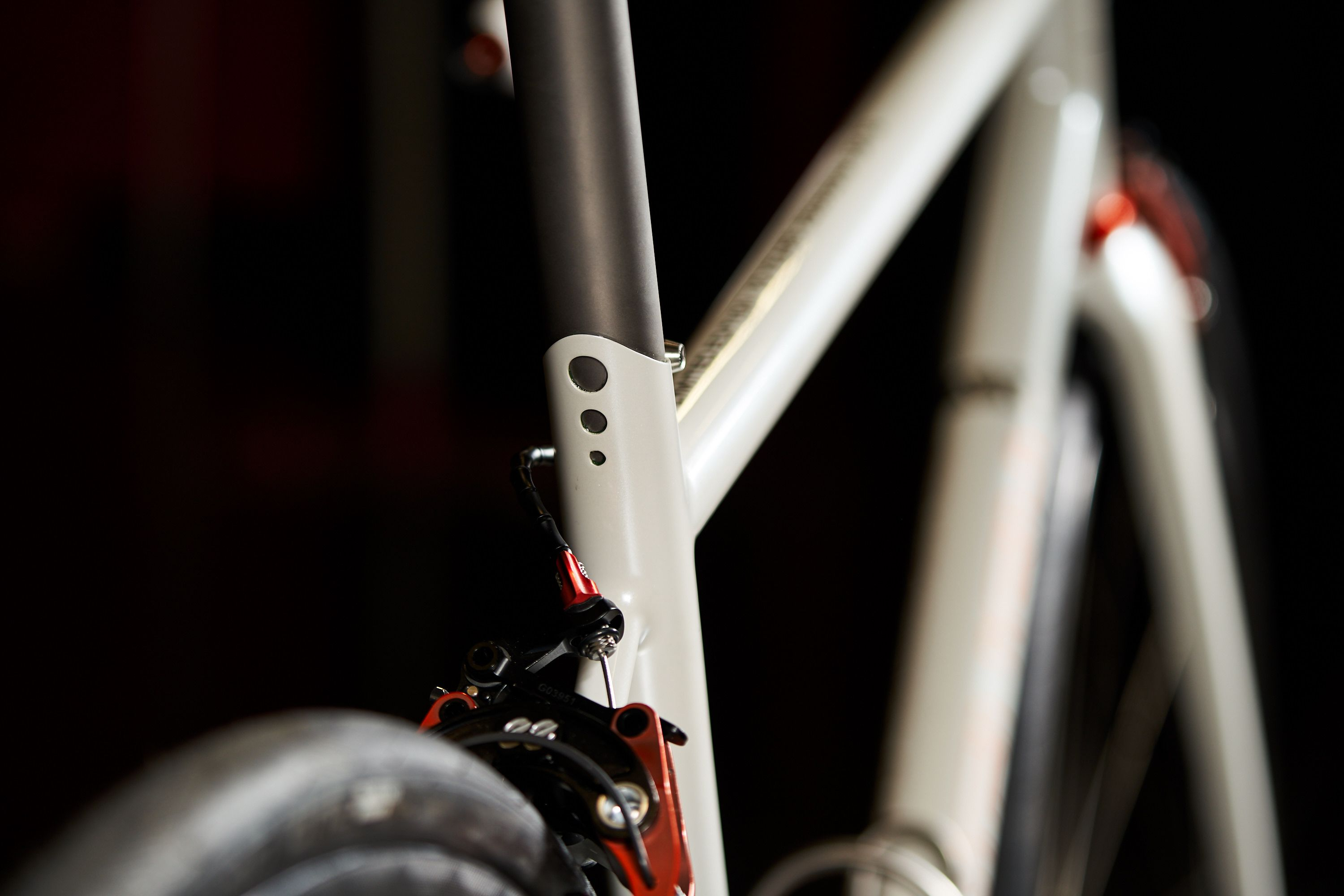 Titanium Bicycle Single-Bend Formed and Triangled Down Tube For Bike Builders