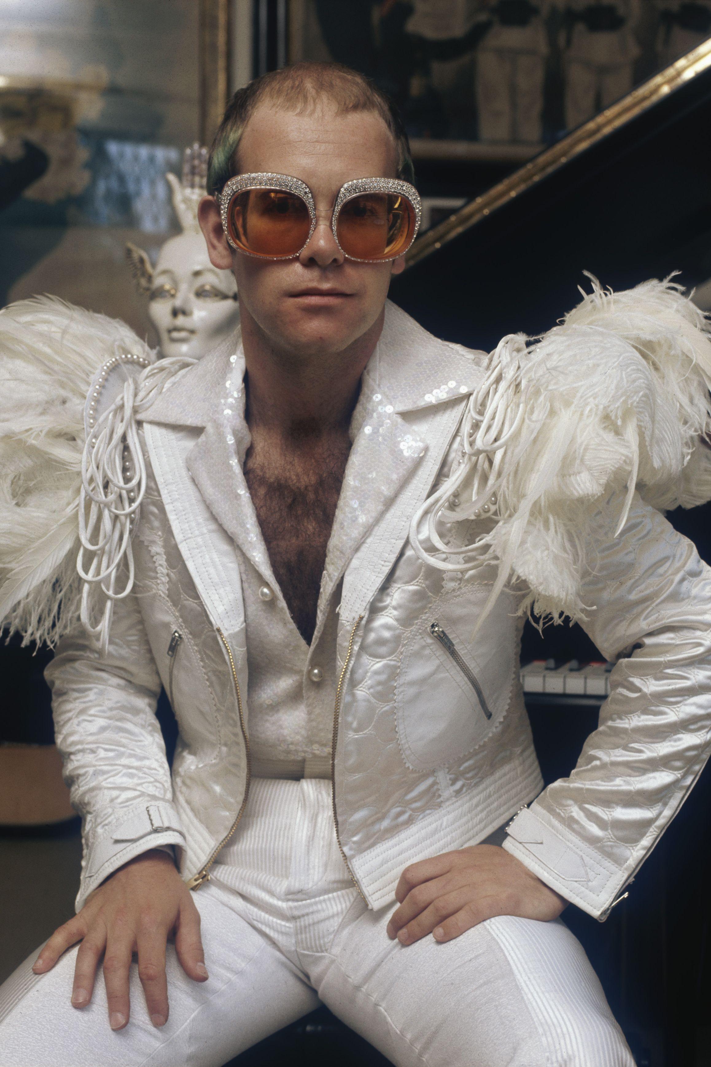 Glam Elton