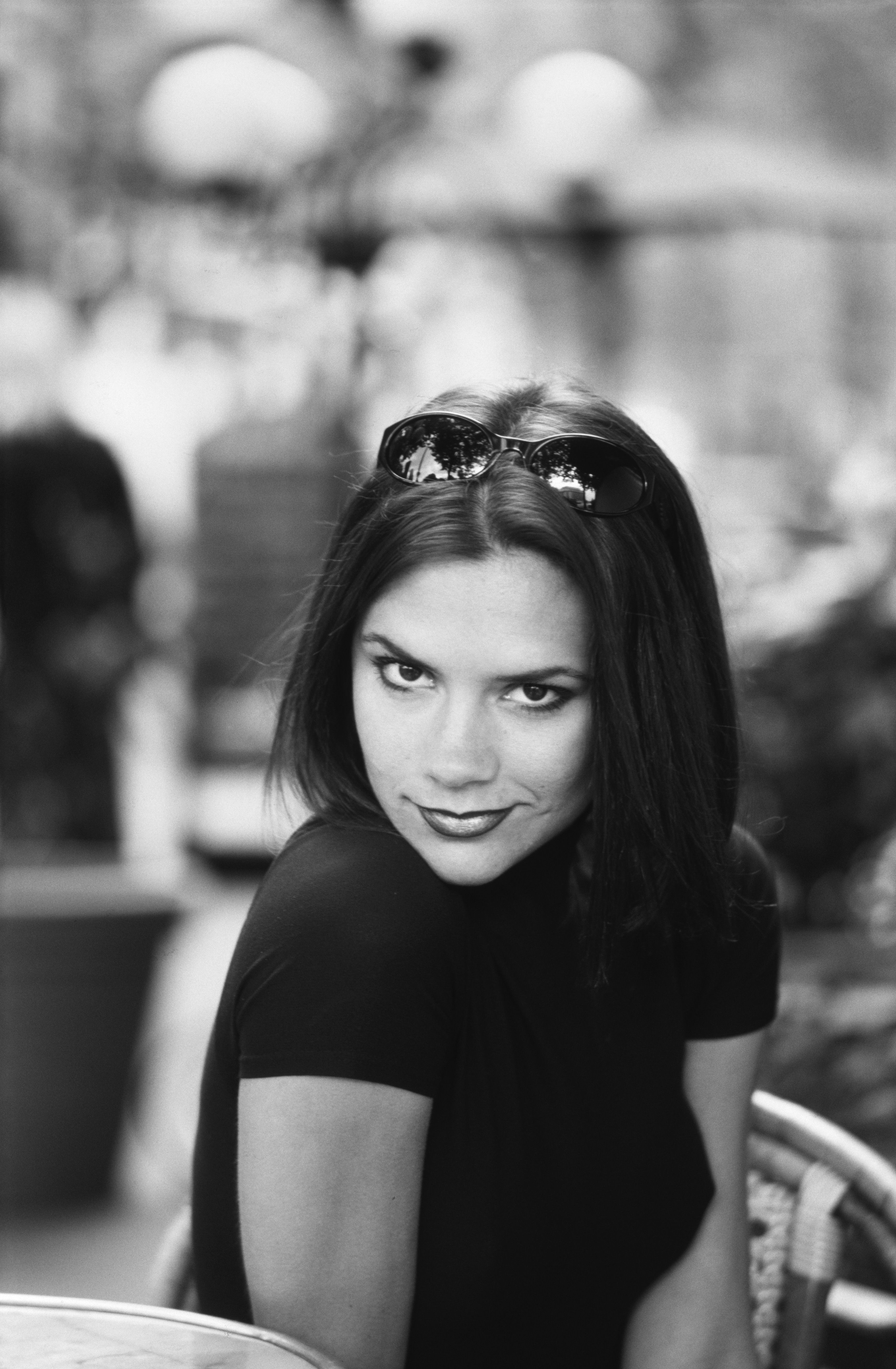 Victoria Beckham pokes fun at her Spice Girls self with throwback snap
