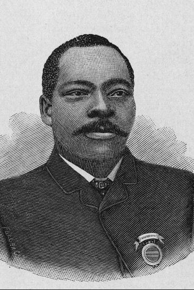 Portrait Of Granville T. Woods