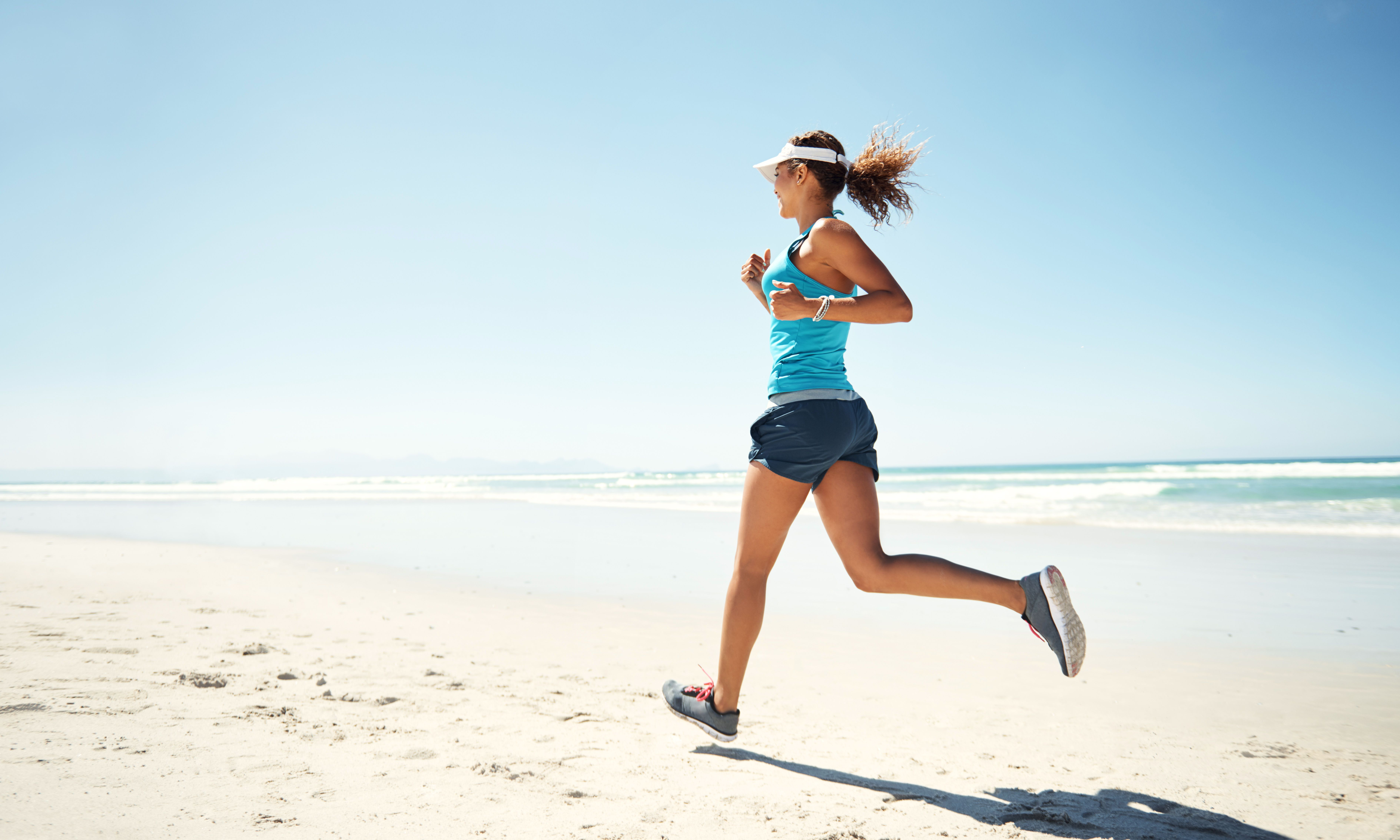 Tips for Beach Running images