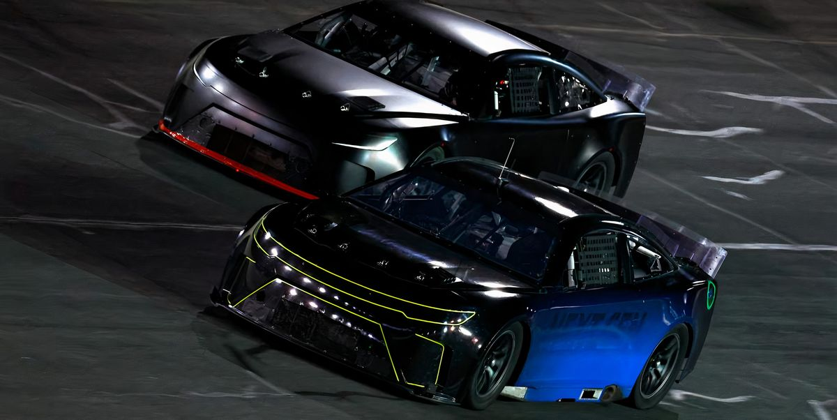 Feedback From NASCAR Next-Gen Car Not As Good After Oval Test