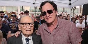 "Ennio Morricone arremete contra Quentin Tarantino: ""Roba todo y es un cretino"""