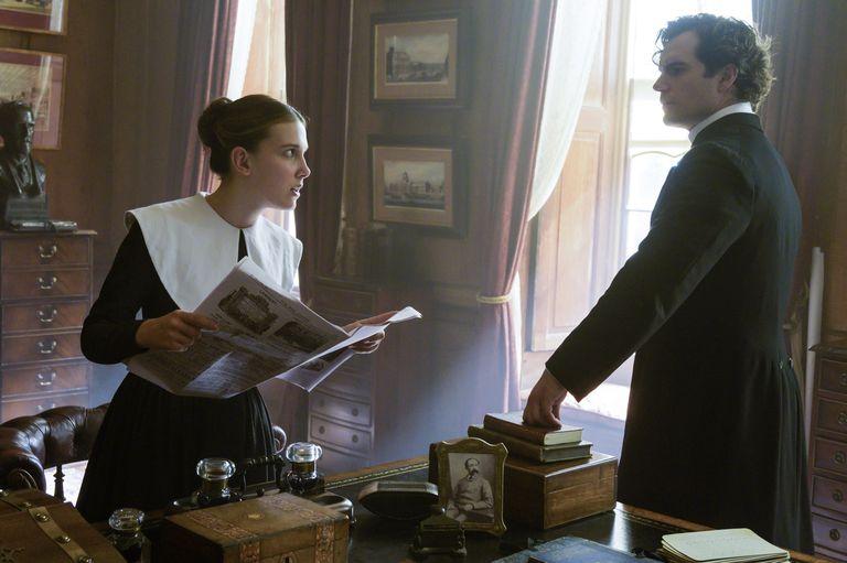 Энола Холмс 2 на Netflix дата выхода