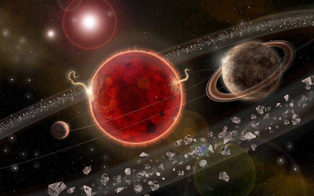 Экзопланеты - cover