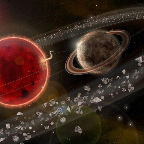 the proxima centauri planetary system