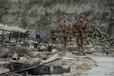 【電影抓重點】奧斯卡10項提名《1917》超淚崩兄弟情深、超震撼一鏡到底,和你想像中的戰爭片很不一樣!