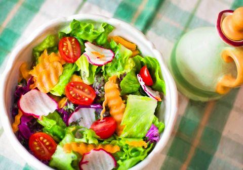 recetas frías para verano ensalada