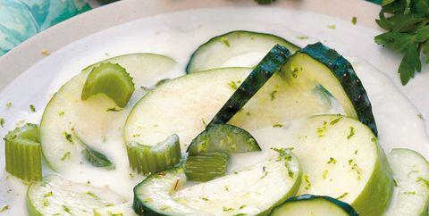 Food, Cucumber, Dish, Cuisine, Ingredient, Vegetable, Zucchini, Cucumis, Plant, Produce,